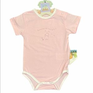 NWT Bunnies by the Bay onesie
